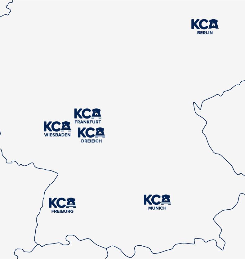 KCA Karte